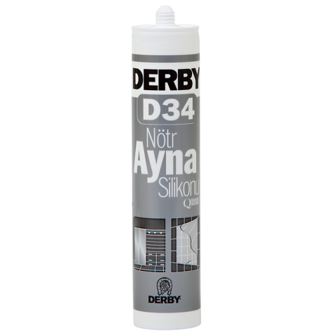 d34, derby, neutral mirror silicone